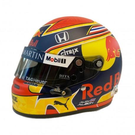 Mini Helmet - Alexander Albon 2020