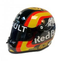 Mini Helmet - Carlos Sainz 2018