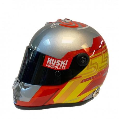 Mini Helmet - Carlos Sainz 2020