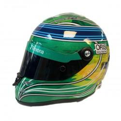 Mini Helmet - Felipe Massa 2017 Final Race