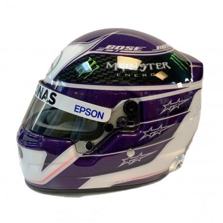 Mini Helmet - Lewis Hamilton 2020