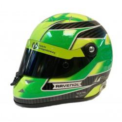 Mini Helmet - Mick Schumacher 2018