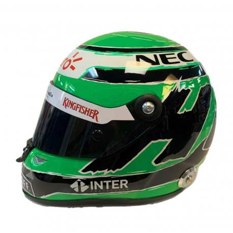 Mini Helmet - Nico Hulkenberg 2016