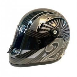 Mini Helmet - Nico Hulkenberg Singapore GP 2017