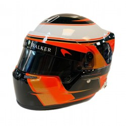 Mini Helmet - Stoffel Vandoorne 2017