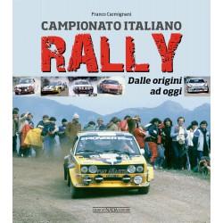 Rally - Campionato Italiano - Dalle origini ad oggi