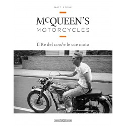 McQueen\'s Motorcycles - Il Re del Cool