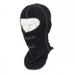 Sparco - Shield RW-9 Sottocasco nero - Omologa FIA