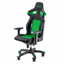 Sparco - Sedile Stint Nero/Verde