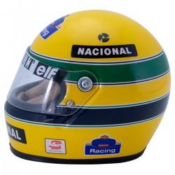 Mini Helmet - Ayrton Senna 1994